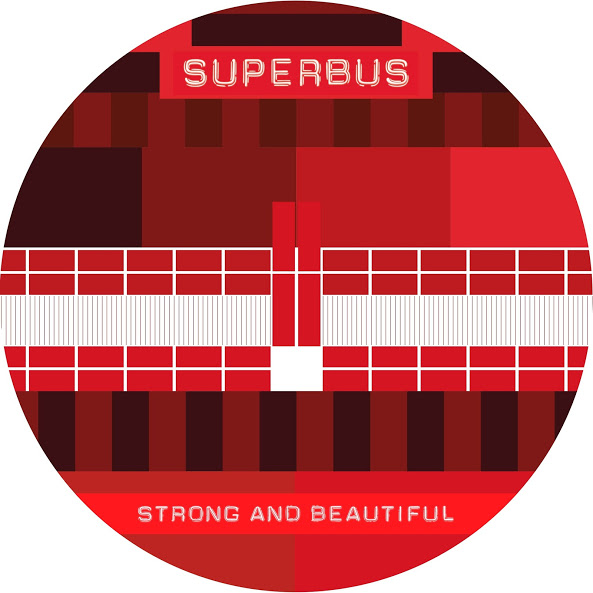 SUPERBUS_SINGLE_Strong and beautiful (1)