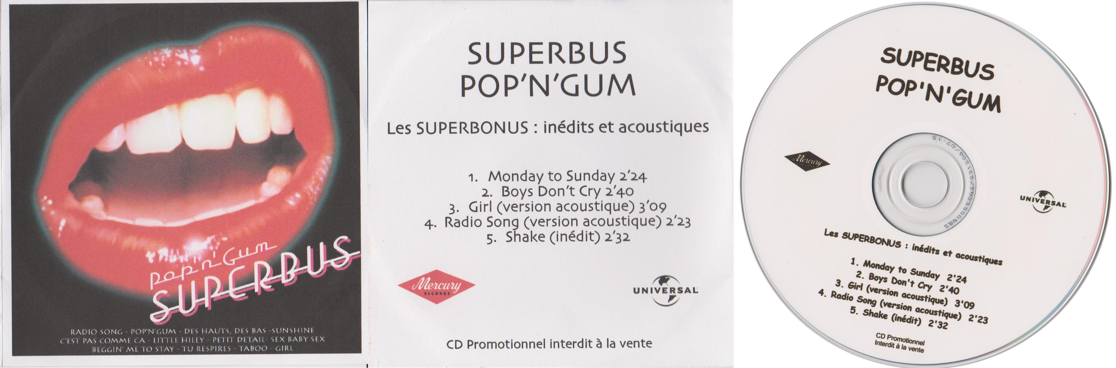 PnG promo - Inédits et acoustiques
