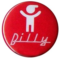 BADGE BILLY